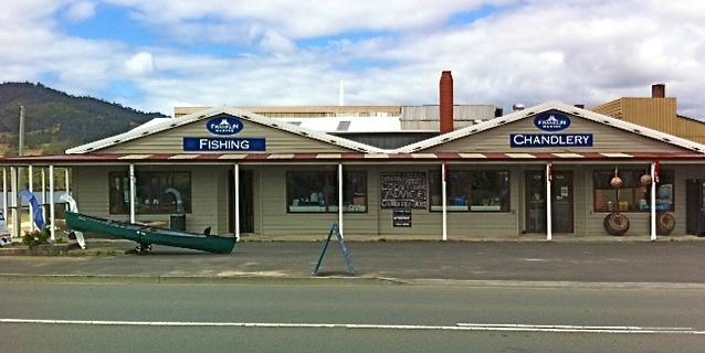 Franklin marine shop tasmania franklin marine quality for Fishing equipment stores near me