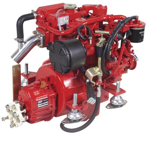 Beta 14 H.P. Marine Diesel - Franklin Marine