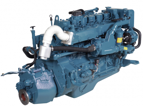 Beta 150 horse power marine diesel engine