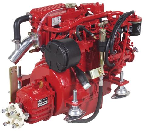 Beta 20 H.P. Marine Diesel AUD - Franklin Marine