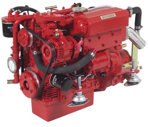 Beta 25 H.P. Marine Diesel AUD - Franklin Marine