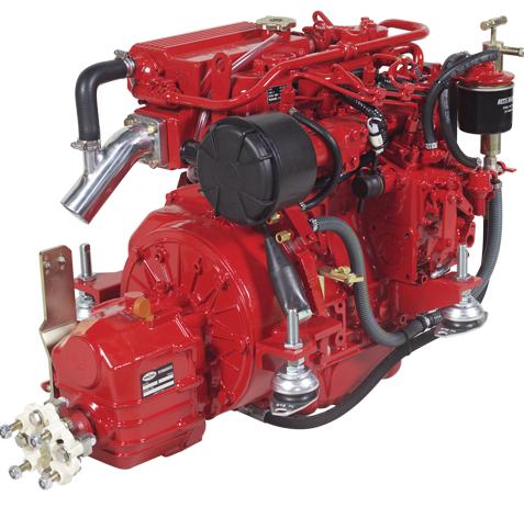 Beta 30 H.P. Marine Diesel AUD- Franklin Marine