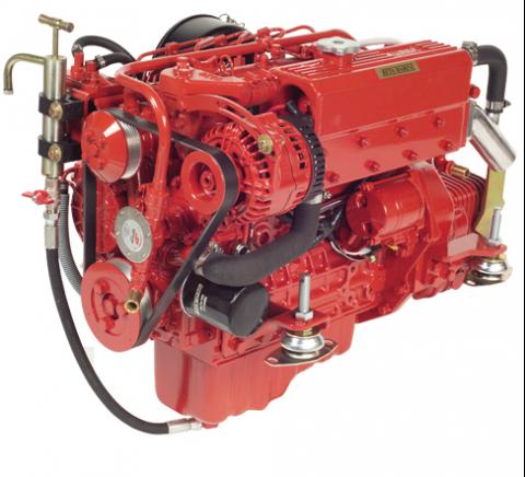 Beta 35 H.P. Marine Diesel - Franklin Marine