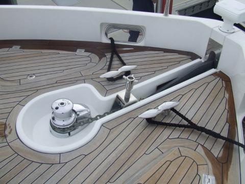 Maintaining your Anchor Windlass