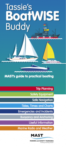 MAST BoatWISE Buddy