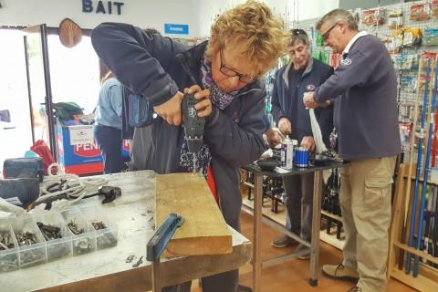 Shipwright Skills