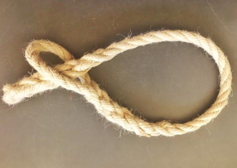 Rope Splice Bosun's Secret