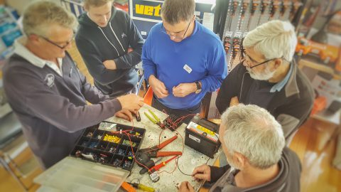 Marine Electrics for Beginners